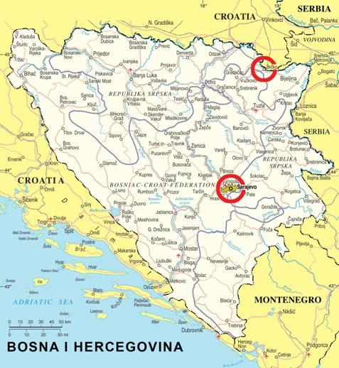 mapa bosne i srbije Blog Posts   linoatruth mapa bosne i srbije